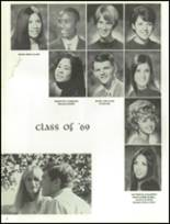 1969 Fullerton Union High School Yearbook Page 52 & 53