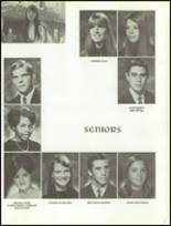 1969 Fullerton Union High School Yearbook Page 54 & 55