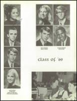 1969 Fullerton Union High School Yearbook Page 56 & 57