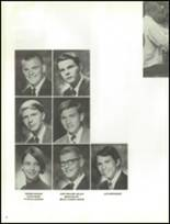 1969 Fullerton Union High School Yearbook Page 58 & 59
