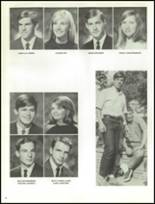 1969 Fullerton Union High School Yearbook Page 62 & 63
