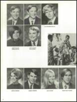 1969 Fullerton Union High School Yearbook Page 68 & 69