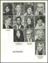 1969 Fullerton Union High School Yearbook Page 72 & 73