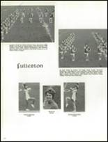 1969 Fullerton Union High School Yearbook Page 136 & 137
