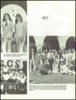 1969 Fullerton Union High School Yearbook Page 154 & 155