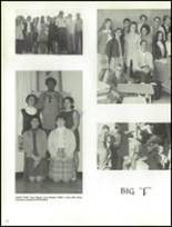 1969 Fullerton Union High School Yearbook Page 160 & 161