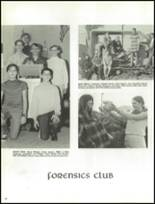 1969 Fullerton Union High School Yearbook Page 162 & 163