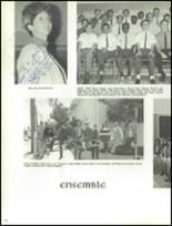 1969 Fullerton Union High School Yearbook Page 166 & 167