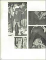 1969 Fullerton Union High School Yearbook Page 186 & 187
