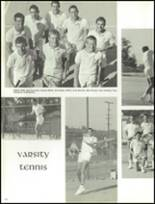1969 Fullerton Union High School Yearbook Page 204 & 205