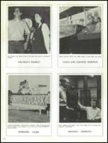 1969 Fullerton Union High School Yearbook Page 238 & 239