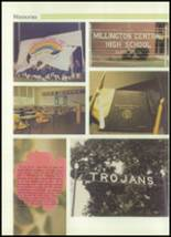1983 Millington Central High School Yearbook Page 16 & 17