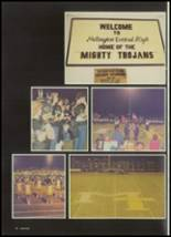 1983 Millington Central High School Yearbook Page 20 & 21