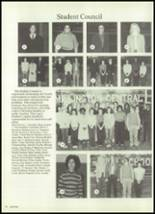 1983 Millington Central High School Yearbook Page 22 & 23