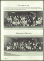 1983 Millington Central High School Yearbook Page 24 & 25