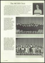 1983 Millington Central High School Yearbook Page 30 & 31