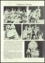 1983 Millington Central High School Yearbook Page 32 & 33