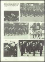1983 Millington Central High School Yearbook Page 38 & 39