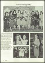 1983 Millington Central High School Yearbook Page 40 & 41