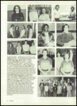 1983 Millington Central High School Yearbook Page 54 & 55