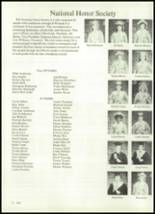1983 Millington Central High School Yearbook Page 58 & 59
