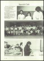 1983 Millington Central High School Yearbook Page 64 & 65