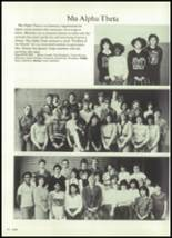 1983 Millington Central High School Yearbook Page 66 & 67