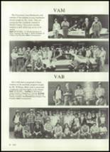 1983 Millington Central High School Yearbook Page 70 & 71