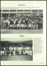 1983 Millington Central High School Yearbook Page 72 & 73