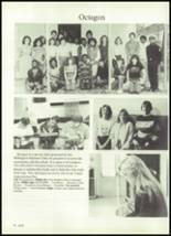 1983 Millington Central High School Yearbook Page 74 & 75