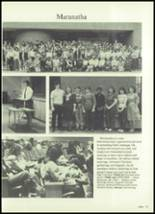 1983 Millington Central High School Yearbook Page 76 & 77
