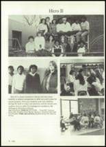 1983 Millington Central High School Yearbook Page 80 & 81