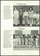 1983 Millington Central High School Yearbook Page 82 & 83