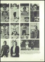 1983 Millington Central High School Yearbook Page 88 & 89