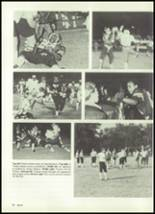 1983 Millington Central High School Yearbook Page 90 & 91
