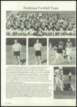 1983 Millington Central High School Yearbook Page 92 & 93
