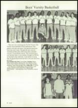 1983 Millington Central High School Yearbook Page 98 & 99