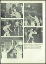 1983 Millington Central High School Yearbook Page 100 & 101