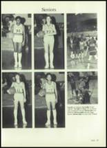 1983 Millington Central High School Yearbook Page 102 & 103