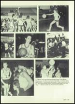 1983 Millington Central High School Yearbook Page 104 & 105