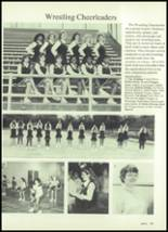 1983 Millington Central High School Yearbook Page 108 & 109