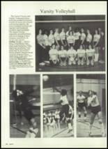 1983 Millington Central High School Yearbook Page 110 & 111