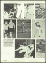 1983 Millington Central High School Yearbook Page 122 & 123