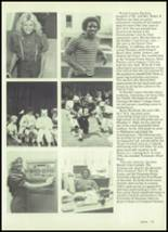 1983 Millington Central High School Yearbook Page 136 & 137