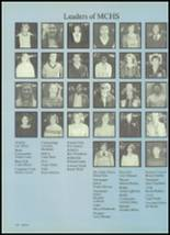 1983 Millington Central High School Yearbook Page 140 & 141