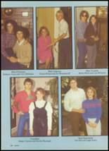 1983 Millington Central High School Yearbook Page 144 & 145
