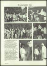 1983 Millington Central High School Yearbook Page 148 & 149