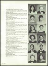 1983 Millington Central High School Yearbook Page 154 & 155