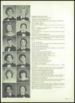 1983 Millington Central High School Yearbook Page 170 & 171