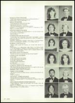 1983 Millington Central High School Yearbook Page 176 & 177
